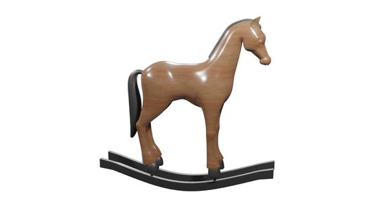 3D-model-horse1
