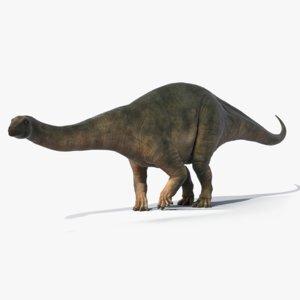Brontosaurus-Rigged1