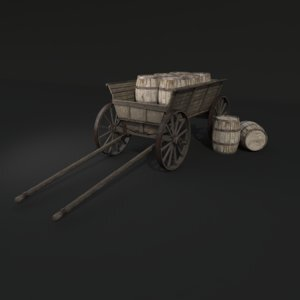Cart-with-Barrels1