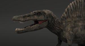 Spinosaurus-in-Zbrush1